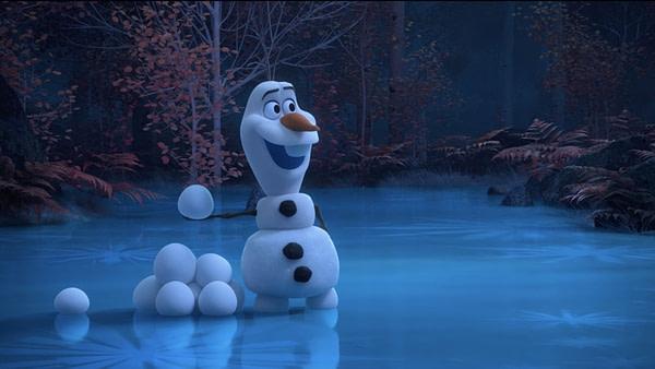 Disney Magic Moments lance une nouvelle série à domicile avec Olaf Digital Series