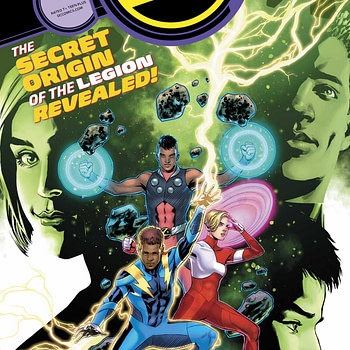 """REVIEW: Legion Of Super-Heroes #4 -- """"The Real First Issue Of The Latest Futuristic Reboot"""""""
