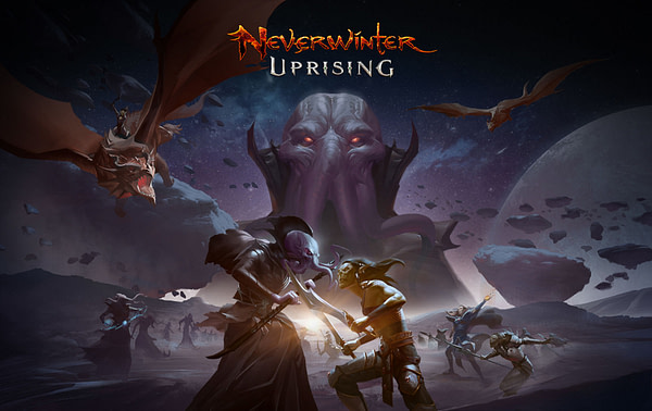 """The Next """"Neverwinter"""" Module Uprising Will Arrive On PC August 13th"""