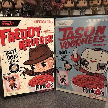 Funko FunkO's Cereal Jason and Freddy 1