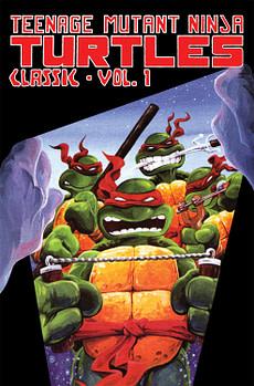 tmnt classic volume one