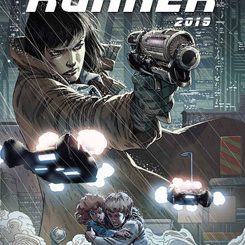 Happy Incept Date Leon: Here's 4 Titan Comics 'Blade Runner 2019' Covers to Celebrate