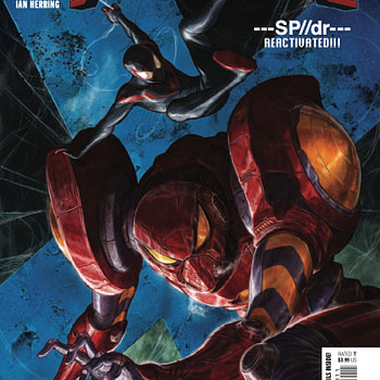 Spider-Verse #3 [Preview]