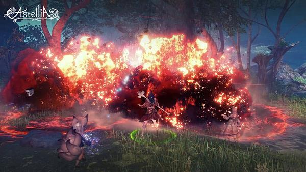 Astellia Game Trailer
