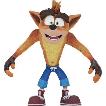 crash bandicoot figure