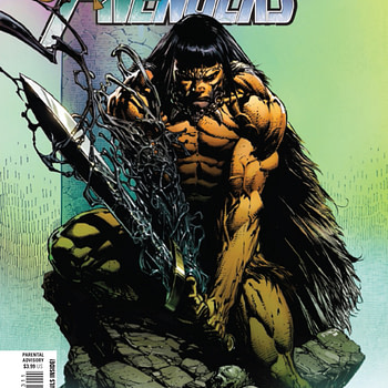 A Marvel Knights Team-Up for Savage Avengers #3 (Preview)
