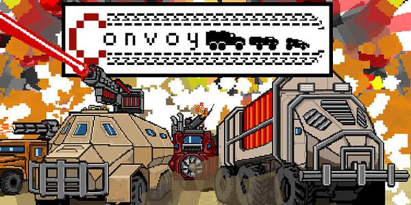 Convoy Main Art