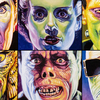 Universal Monsters Super7 Figures Are Here for Halloween