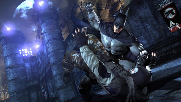 Batman-Arkham City