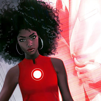 Robert Downey Jr. Supports Bringing Iron Heart into the MCU