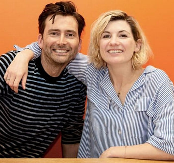 David Tennant's Doctor to Meet Jodie Whittaker's Doctor in 2020