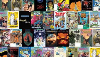 Comic Store In Your Future - Being Unique On Free Comic Book Day