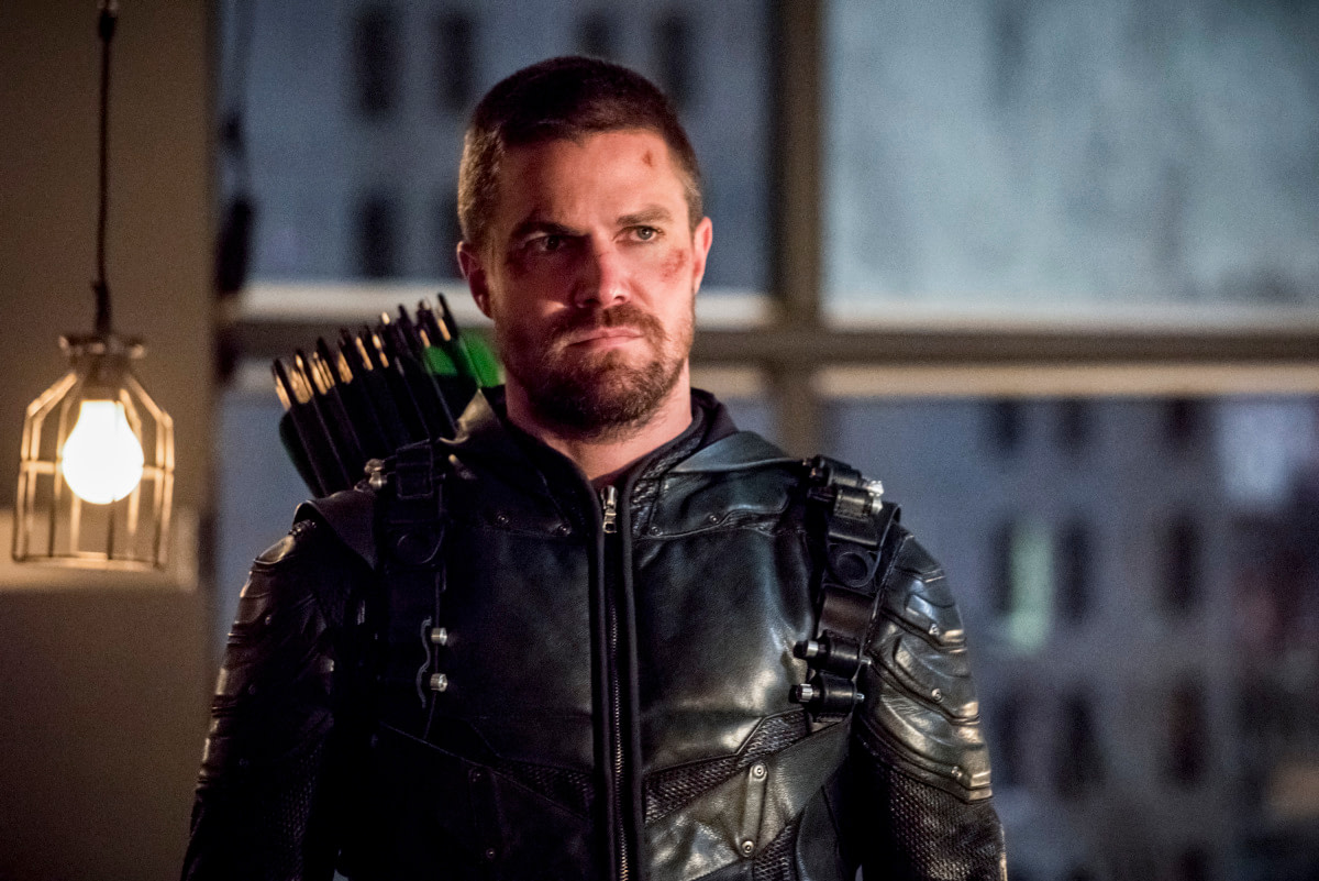 'Arrow' Season 7, Episode 22: Can