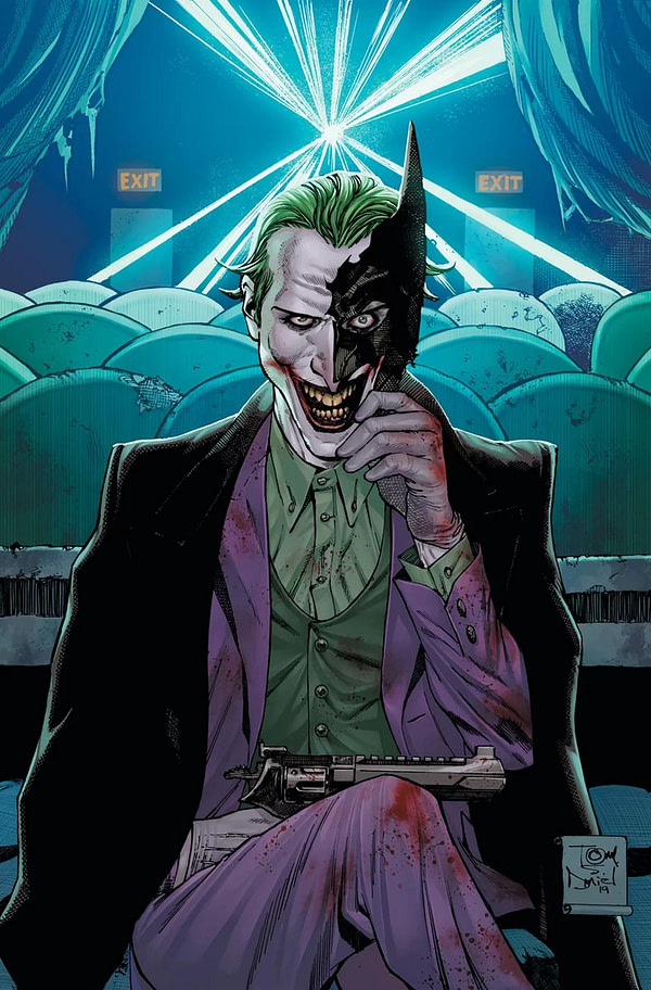 Joker War is Coming to Batman Comics, And it Starts in April