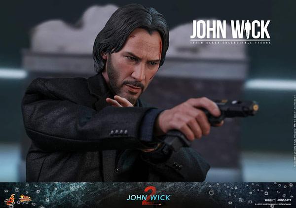 John Wick Hot Toys 4