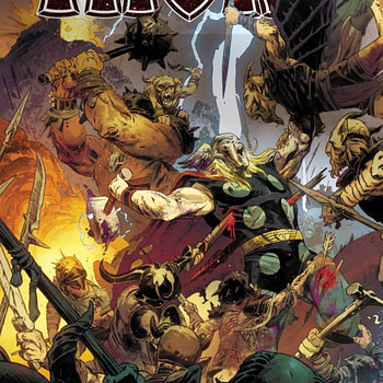Thor #1 and Hawkeye Freefall #3 Get Second Printings