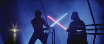 empire lightsabe