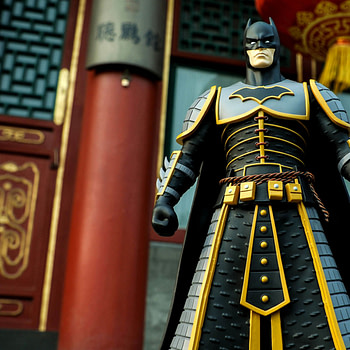 Pop Life Global and China's Imperial Palace is Collaborating With DC Collectibles For New Figure Line