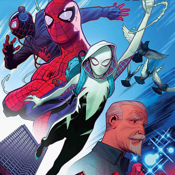 Marvel Shocker: Spider-Gwen: Ghost Spider Relaunched in August