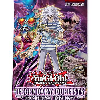 """Yu-Gi-Oh!"" TCG Reveals Legendary Duelists: Immortal Destiny"