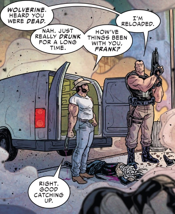 Characters are Dropping Like Flies in This Week's Marvel Comics (Super-Duper Spoilers)