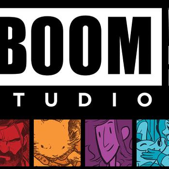 Brave BOOM! Studios Announces Plans for WonderCon