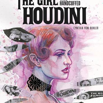Minky Woodcock: The Girl Who Handcuffed Houdini
