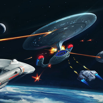 "Tilting Point Acquires ""Star Trek Timelines"" From Disruptor Beam"