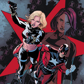 Davin Grayson Writes Widowmakers: Red Guardian and Yelena Belova with Art by Michele Bandini in April