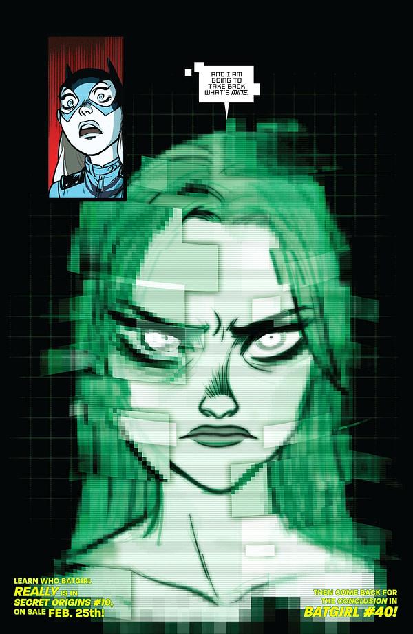 Batgirl #39 (2015) - Page 21