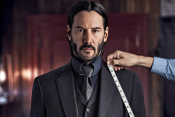 """Keanu Reeves Will Take 'John Wick' Franchise """"As Far as the Audience Wants to Go"""""""