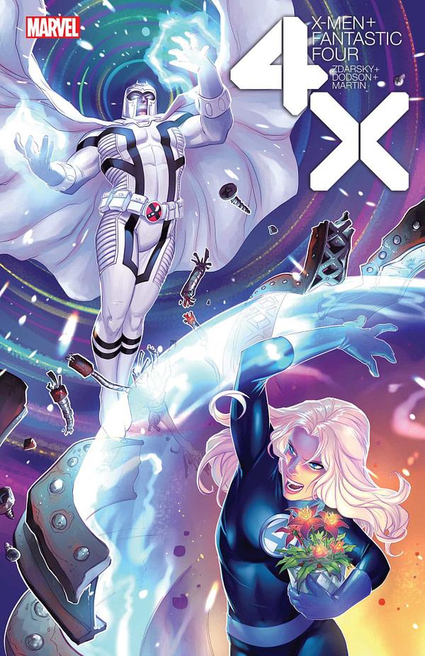 No Dawn of X Comics Will Double-Ship in April