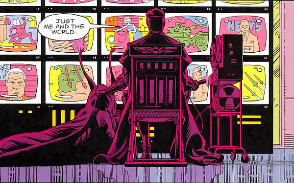 """Watchmen"": Why Does Nobody Say This about Adrian Veidt aka Ozymandias?"