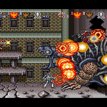 Konami Reveals The Full Lineup For Contra Anniversary Collection