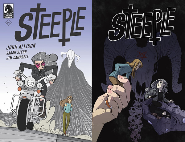 John Allison to Fight Partisan Divide With Steeple at Dark Horse in September
