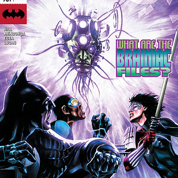 Batman: Detective Comics #987 cover by Eddy Barrows, Eber Ferreira, and Adriano Lucas