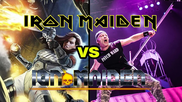 Iron Maiden Sues 3D Realms Over Trademark With Ion Maiden