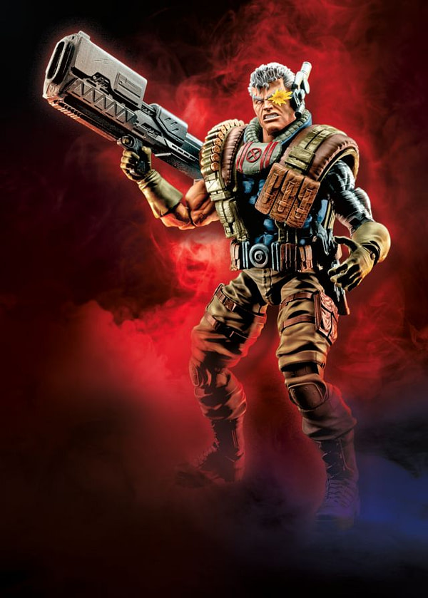 Cable Deadpool Marvel Legends