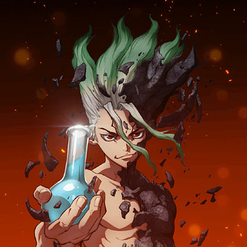 """'Dr. Stone"""" Prescribes Launch on Crunchyroll this Summer"""