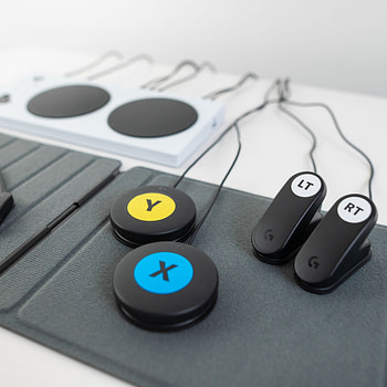 Logitech G Reveals Adaptive Gaming Kit For Xbox Adaptive Controller