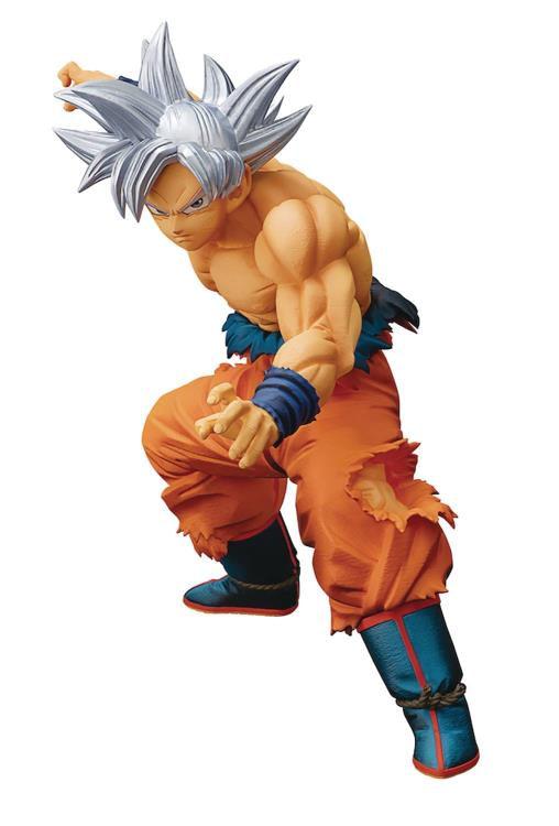 Dragon Ball: Four New BanPresto Figures Up For Order