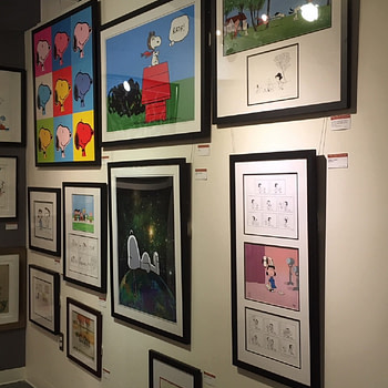 Bleeding Cool Checks Out The Chuck Jones Gallery at San Diego Comic-Con