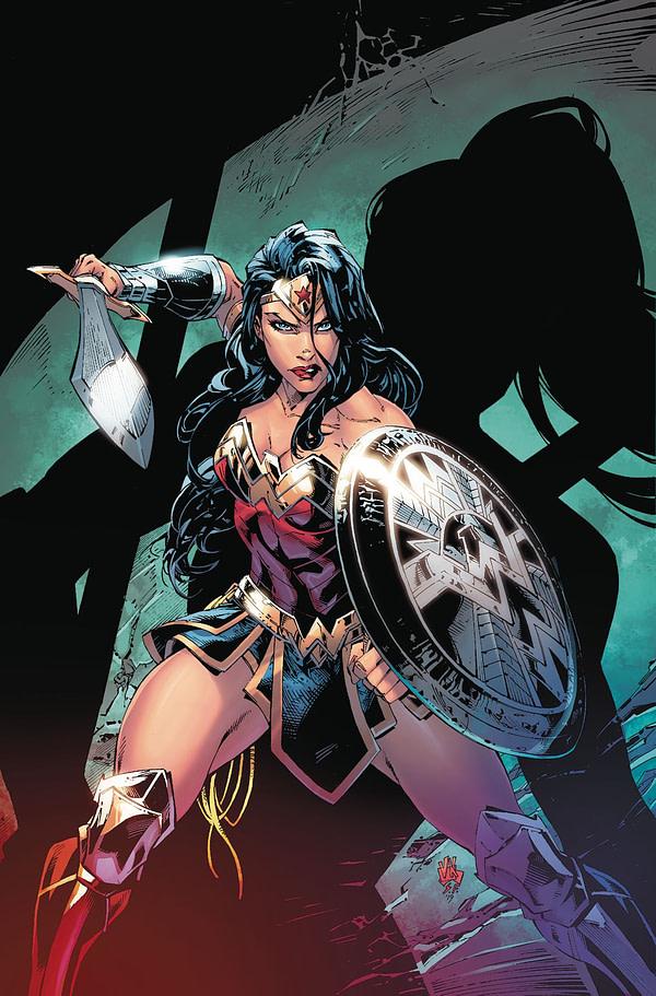 LATE: November's Wonder Woman Slips to December 18th