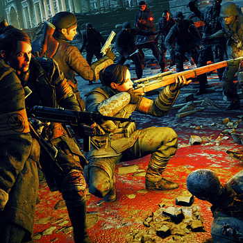 """""""Zombie Army Trilogy"""" Will Be Headed To Nintendo Switch On March 31st"""