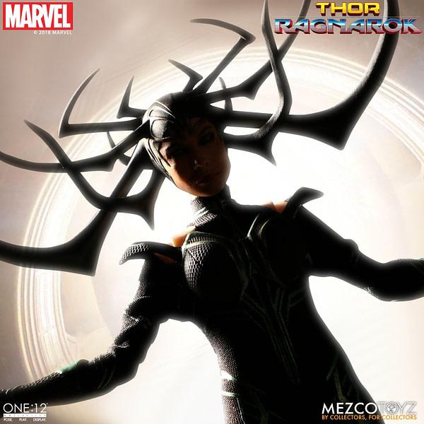 One 12 Collective Thor Ragnarok Hela 3