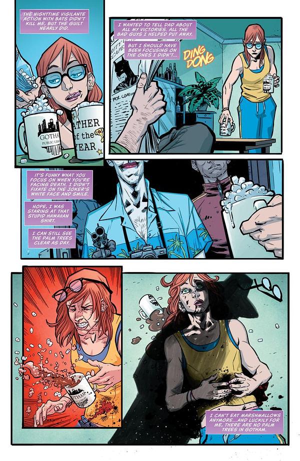 Batgirl and the Birds of Prey - Rebirth (2016) 001-009