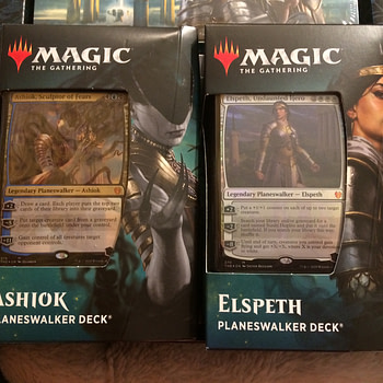 "Review: ""Theros: Beyond Death"" Planeswalker Decks - ""Magic: The Gathering"""