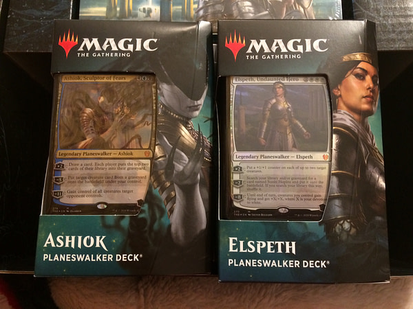 """Review: """"Theros: Beyond Death"""" Planeswalker Decks - """"Magic: The Gathering"""""""