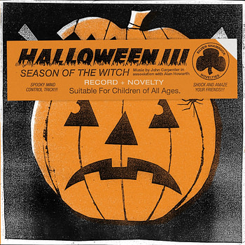 Mondo Halloween 3 Season of the Witch Soundtrack 1