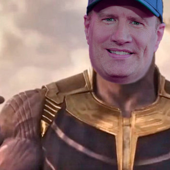 """Could New Overlord Kevin Feige """"Kill"""" the Marvel Universe?"""